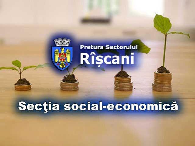 Secţia social-economică