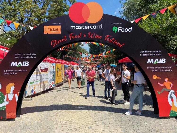 Festival gastronomic în sectorul Rîșcani În perioada 9 – 11 iulie 2021, între orele 9:00 – 22:00, pe strada pietonală Eu...