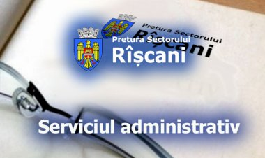 Serviciul administrativ