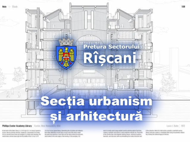 Secția urbanism și arhitectură