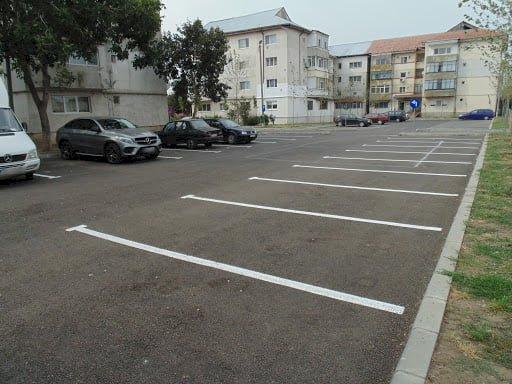 Amenajarea parcărilor În contextul amenajării parcărilor în...